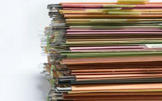 Как оформляется расписка в получении документов при увольнении