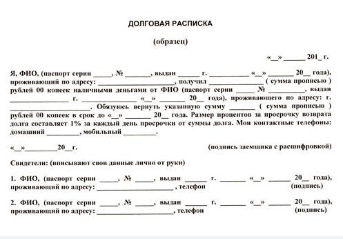 dolgovaya-raspiska-shablon