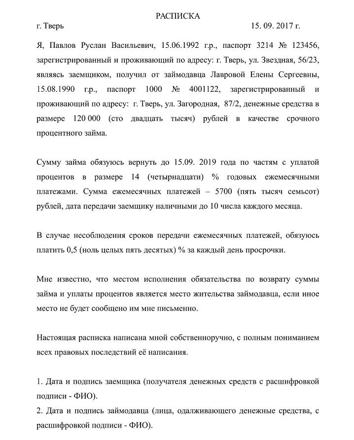 Obrazec_nezaverennoy_raspiski